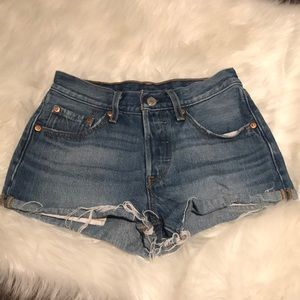 Original women's shorts Levi's